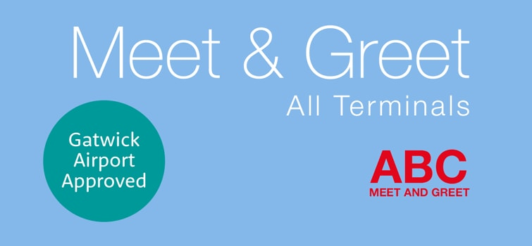 Meet and greet parking gatwick cheapest gatwick services abc meet and greet m4hsunfo