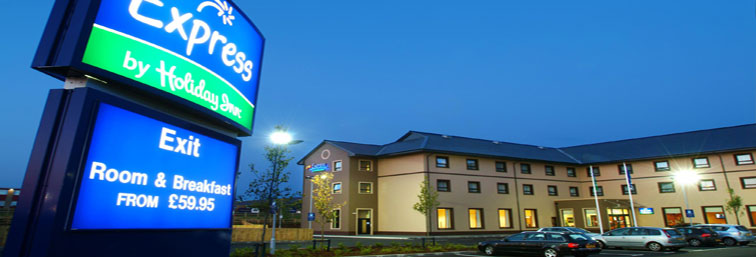 Holiday Inn Express at Antrim
