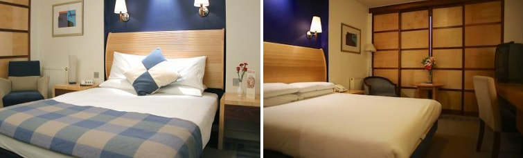 Rooms at the Britannia Hotel Manchester Airport
