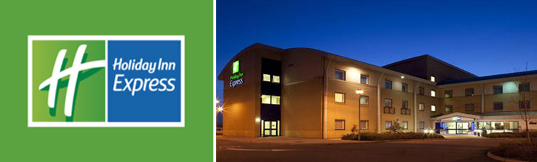 Holiday Inn Express at Cardiff Airport