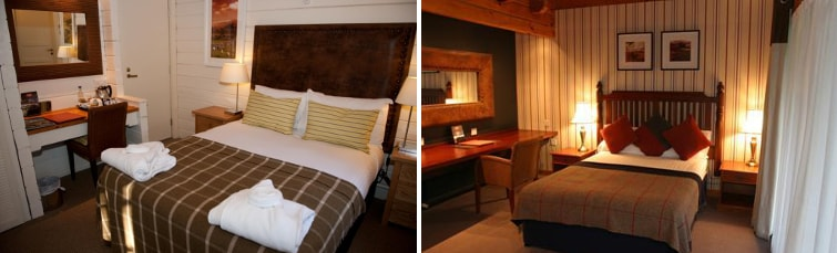Rooms at the Chevin Country Park Hotel