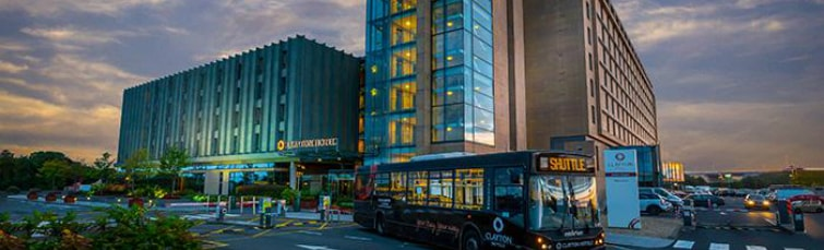 The Clayton Hotel at Dublin Airport