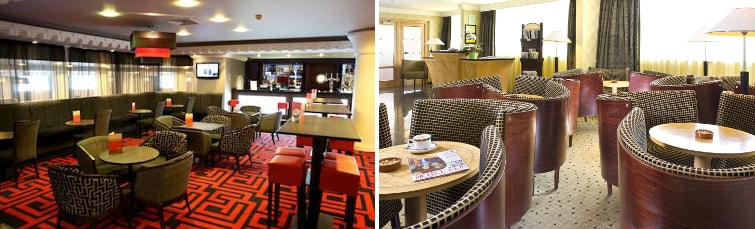 Dining at the Crowne Plaza Liverpool Airport