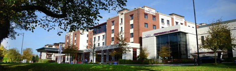Crowne Plaza at Dublin Airport