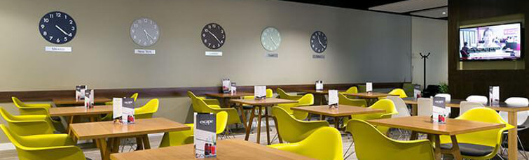 Escape Lounge at East Midlands Airport