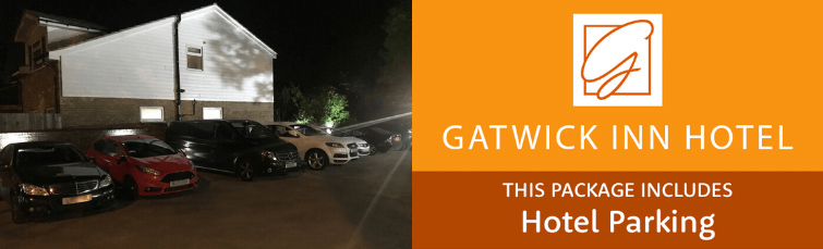 Gatwick Inn at Gatwick Airport Parking