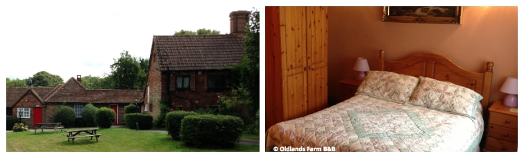 Oldlands Farm Bed and Breakfast