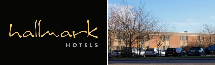Hallmark hotel at Aberdeen Airport