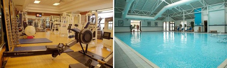 Facilities at the Hilton Edinburgh Airport