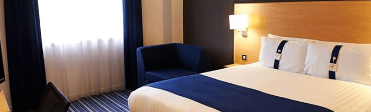 Room at the Holiday Inn Express Dublin Airport
