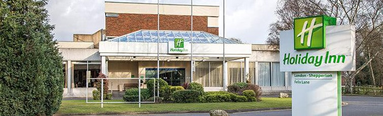 The Holiday Inn Shepperton