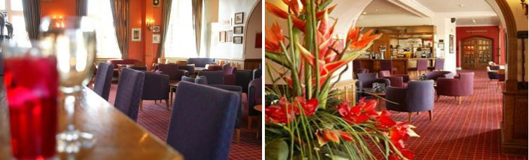 Dining at the Mercure Leeds Parkway Hotel