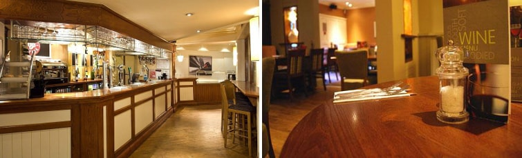 Dining at the Premier Inn Gatwick A23