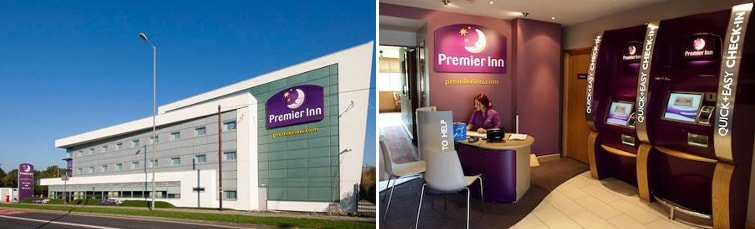 Premier Inn Liverpool Airport