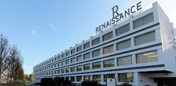 Renaissance Heathrow hotel for Terminal 3