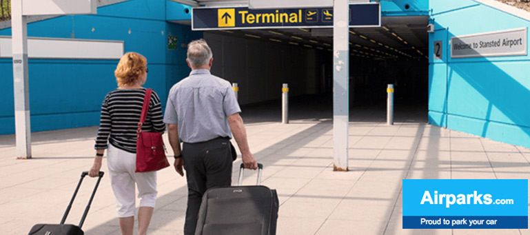 Stansted Airport Drop Off & Pick Up