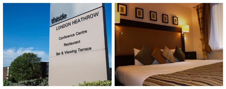 Heathrow Thistle Hotel
