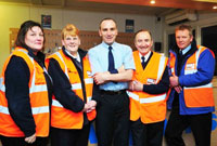 airparks east midlands nvq staff