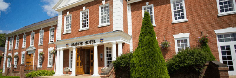 Meriden Manor Hotel Near Birmingham Airport