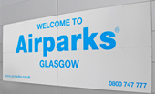 airparks glasgow self park system