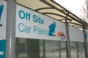 Airparks Birmingham Parking
