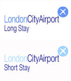 london city airport parking options