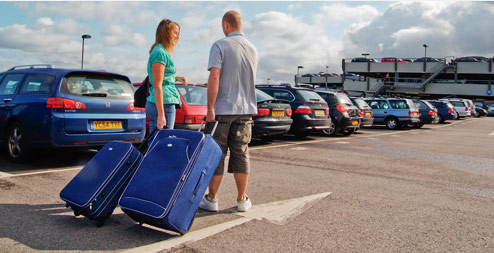 Manchester Airport Car Parking Compare Prices