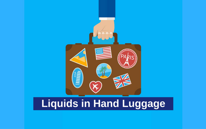 The Airparks Guide to Liquids in Hand Luggage