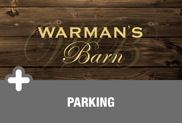 Warman's Barn logo