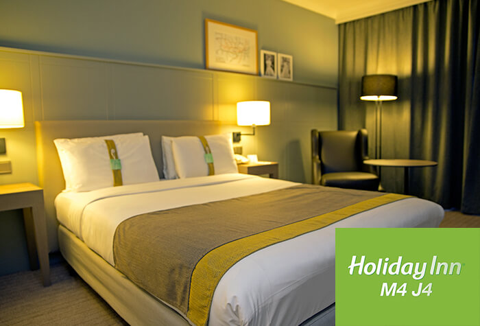 Holiday Inn M4 J4 logo