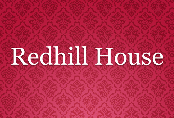 Redhill House with breakfast logo